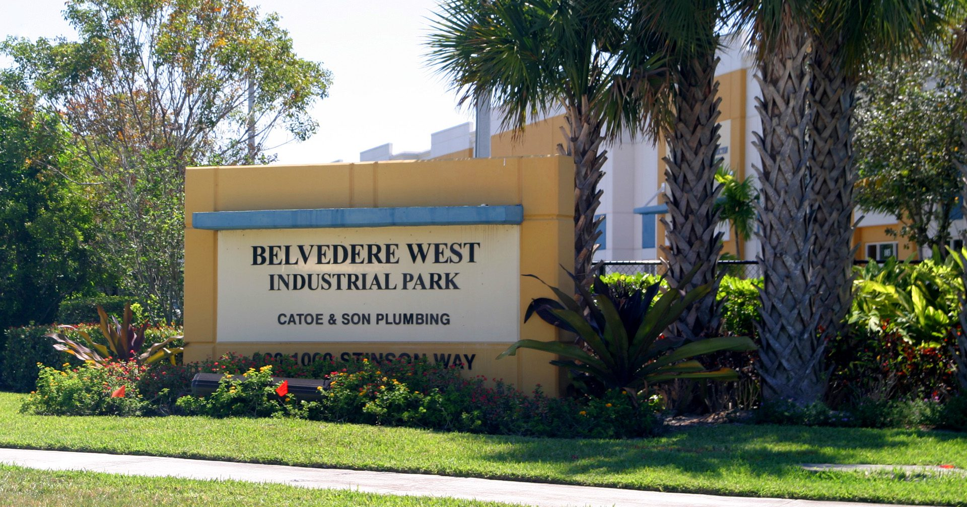 Belvedere West Industrial Park